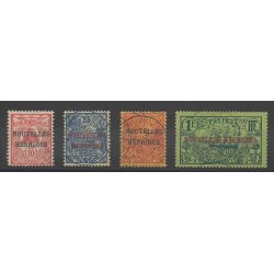 New Hebrides - 1908 - Nb 2/5 - Used