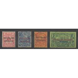 Nouvelles-Hébrides - 1908 - No 2/5 - Oblitéré