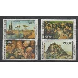 Togo - 1978 - No PA363/PA366 - Peinture