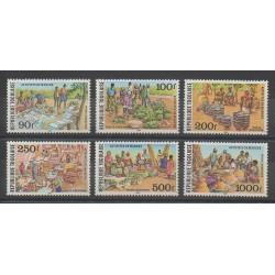 Togo - 1981 - No PA448/PA453