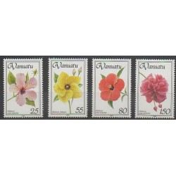 Vanuatu - 1993 - Nb 903/906 - Flowers