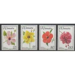 Vanuatu - 1993 - No 903/906 - Fleurs