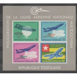 Togo - 1964 - Nb BF14 - Planes