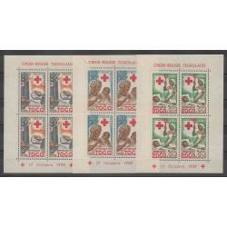 Togo - 1959 - No BF2/BF4 - Santé ou Croix-Rouge