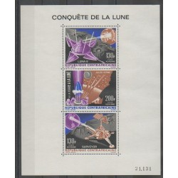 Centrafricaine (République) - 1966 - No BF5 - Espace