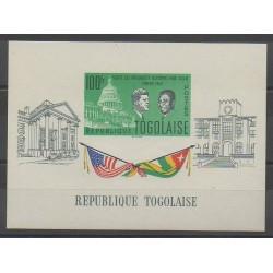 Togo - 1962 - No BF8 - Célébrités