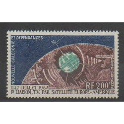 New Caledonia - Airmail - 1962 - Nb PA73 - Science