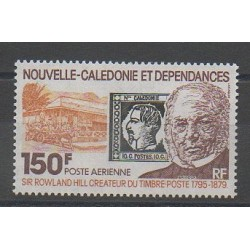 Nouvelle-Calédonie - Poste aérienne - 1979 - No PA198 - Timbres sur timbres