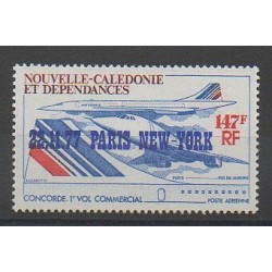New Caledonia - Airmail - 1977 - Nb PA181 - Planes