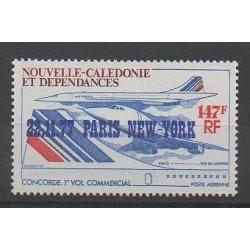Nouvelle-Calédonie - Poste aérienne - 1977 - No PA181 - Avions