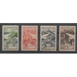 Maroc - 1949 - No PA70/PA73