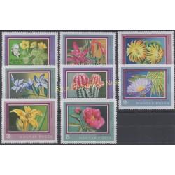 Hongrie - 1971 - No 2177/2184 - Fleurs