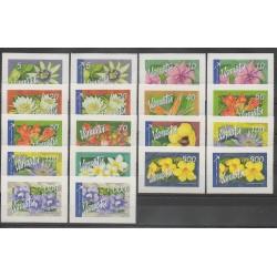 Vanuatu - 2006 - Nb 1250/1267 - Flowers