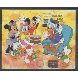 Togo - 1986 - No BF252 - Walt Disney