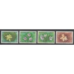 Senegal - 1982 - Nb 562/565 - Flowers
