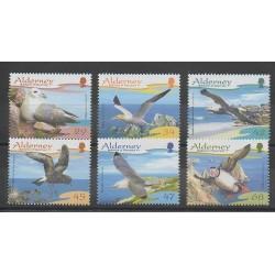 Aurigny (Alderney) - 2006 - No 281/286 - Oiseaux