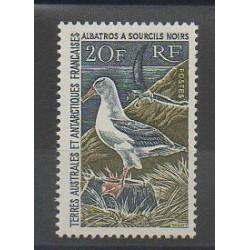 TAAF - 1968 - No 24 - Oiseaux