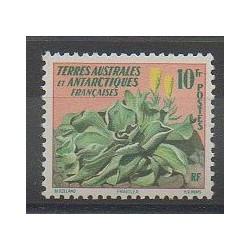 TAAF - 1958 - No 11 - Fleurs