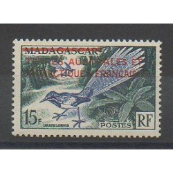 French Southern and Antarctic Territories - Post - 1955 - Nb 1 - Birds