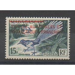 TAAF - 1955 - No 1 - Oiseaux