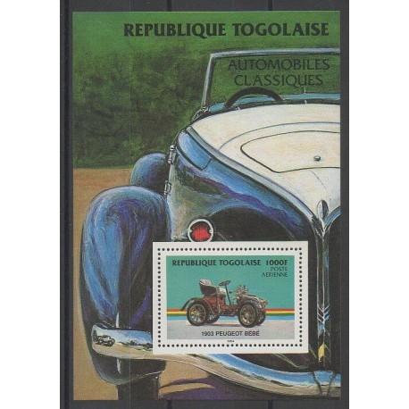 Togo - 1984 - No BF229 - Voitures
