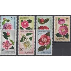 Albania - 1972 - Nb 1362/1368