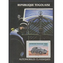 Togo - 1984 - Nb BF230 - Cars