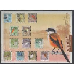 Hong-Kong - 2006 - No BF153 - Oiseaux