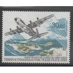 French Southern and Antarctic Lands - Airmail - 1993 - Nb PA128 - Planes