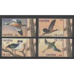 Namibie - 2000 - No 903/906 - Oiseaux