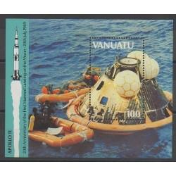 Vanuatu - 1989 - No BF13 - Espace