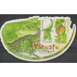 Vanuatu - 2007 - Nb BF61 - Reptils