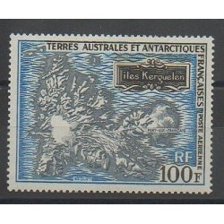 French Southern and Antarctic Lands - Airmail - 1970 - Nb PA20 - Sights