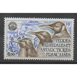 French Southern and Antarctic Lands - Airmail - 1982 - Nb PA71 - Birds