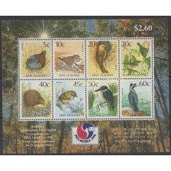 New Zealand - 1994 - Nb BF 23 - Birds