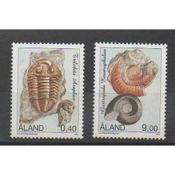 Aland - 1996 - Nb 118/119 - Minerals - Gems