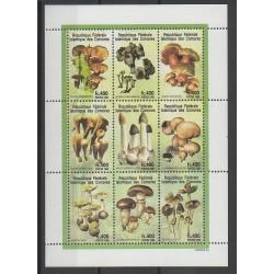 Comores - 1998 - No 801/809 - Champignons