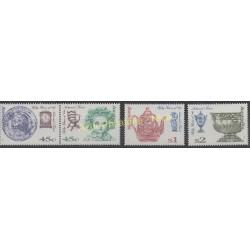 Australia - 1995 - Nb 1425/1428 - Art