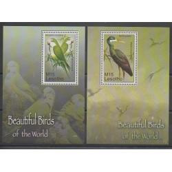 Lesotho - 2007 - No BF209/BF210 - Oiseaux