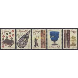 Japon - 2014 - No 6797/6801 - Art