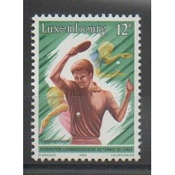 Luxembourg - 1986 - No 1100 - Sports divers