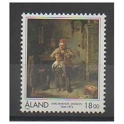 Aland - 1996 - No 115 - Peinture
