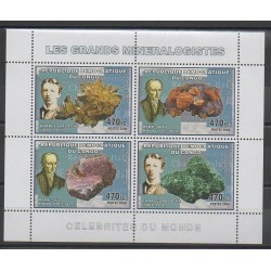 Congo (Democratic Republic of) - 2006 - Nb 1773/1776 - Minerals - Gems