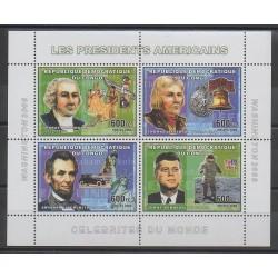 Congo (République démocratique du) - 2006 - No 1765/1768 - Célébrités
