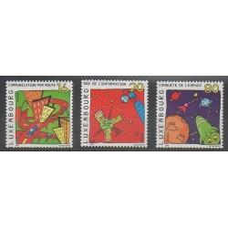 Luxembourg - 1999 - No 1431/1433 - Télécommunications