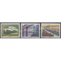 Stamps - Theme bridges - China - 1979 - Nb 2278/2280