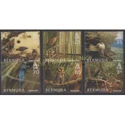Bermudes - 2005 - No 903/908 - Oiseaux