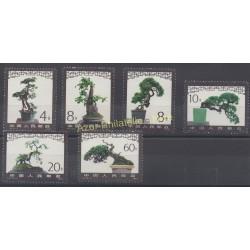 Chine - 1981 - No 2407/2412 - Flore