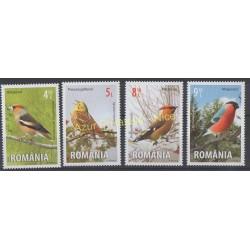 Roumanie - 2015 - No 5885/5888 - Oiseaux
