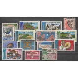 Comoros - 1975 - Nb 115/129